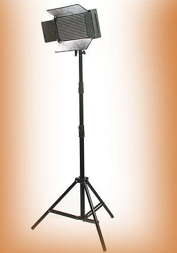 Ephoto 500 LED Professional Studio Video Light Panel Video Light Lighting LED Panel Photograph Video Light Panel with Light Stand Kit By Ephotoinc Uls500led | Studio lighting