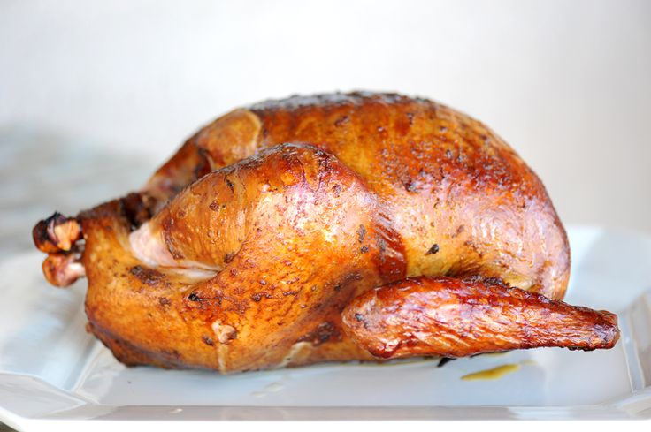 Go rogue this Thanksgiving and make a Bacon Bourbon Smoked Turkey. Stuff it with bacon, bathe it in bourbon and smoke it on the Big Green Egg. From Girls Can Grill (Bourbon Apple Butter)