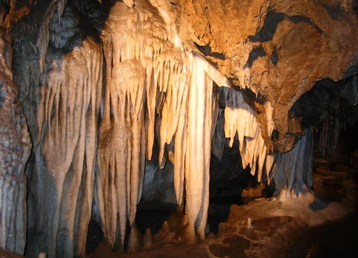 Frassasi, Grotte du vent