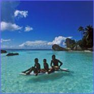 Kindervakantie Seychellen