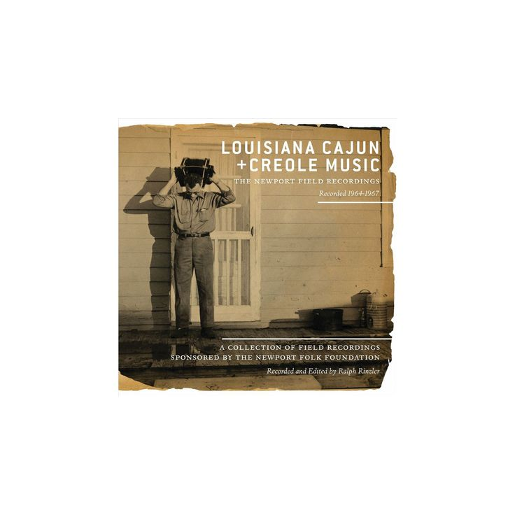 Various - Louisiana cajun & creole music:Newpor (CD)