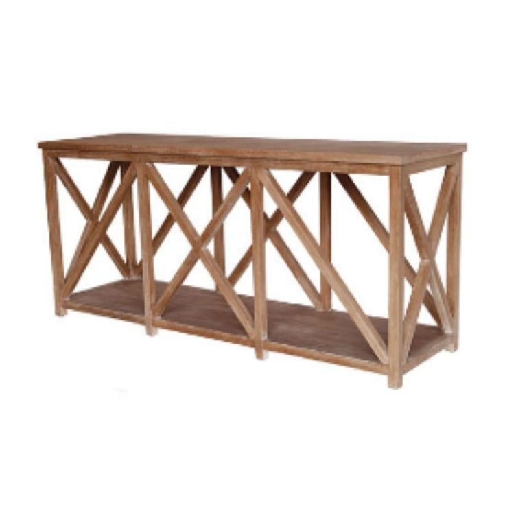 Banks Console Table(71.75 X 21.25 X 32)