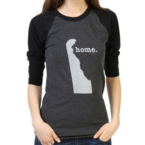 Delaware Home Baseball T | The Home T