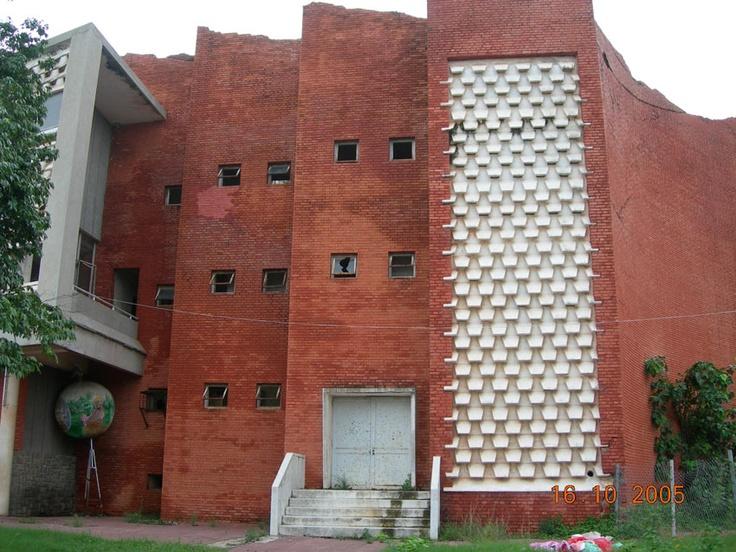 housing, facade,
