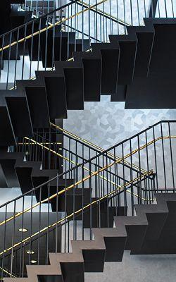 Grey stairs - SKT. PETRI