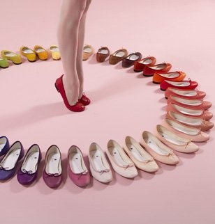 Timeless Repetto ballerinas shoes