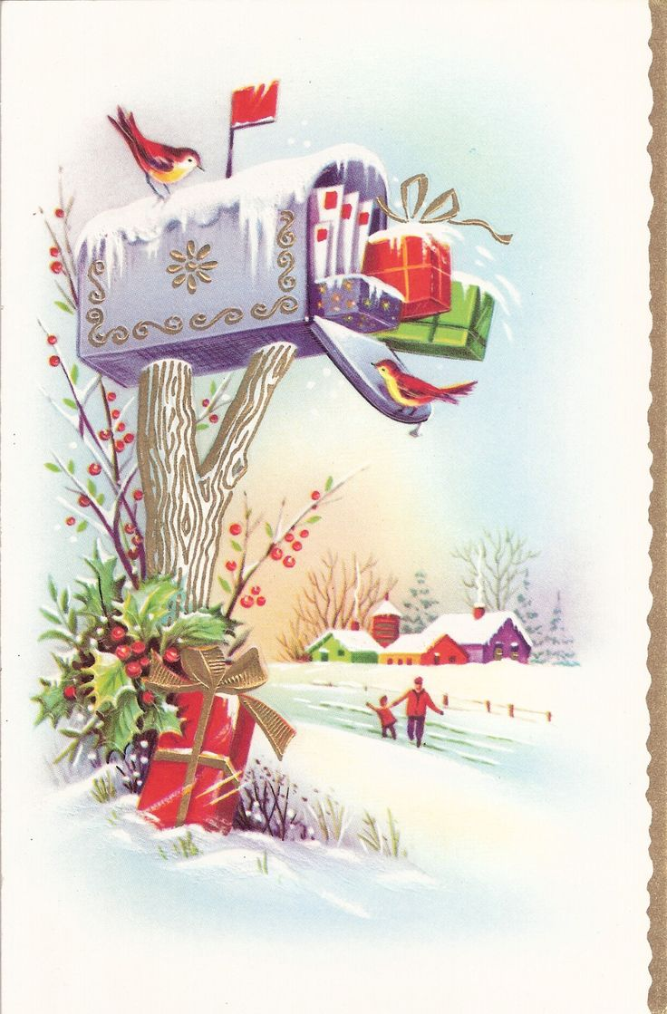 2267 Best Holiday Greeting Cards Wraps Decorations Images On