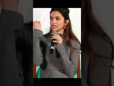 Deepika Padukone Cried At Live Love Laugh Launch | HNO