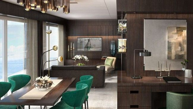 The Ritz-Carlton is set to launch an extraordinary and luxurious line of cruise …