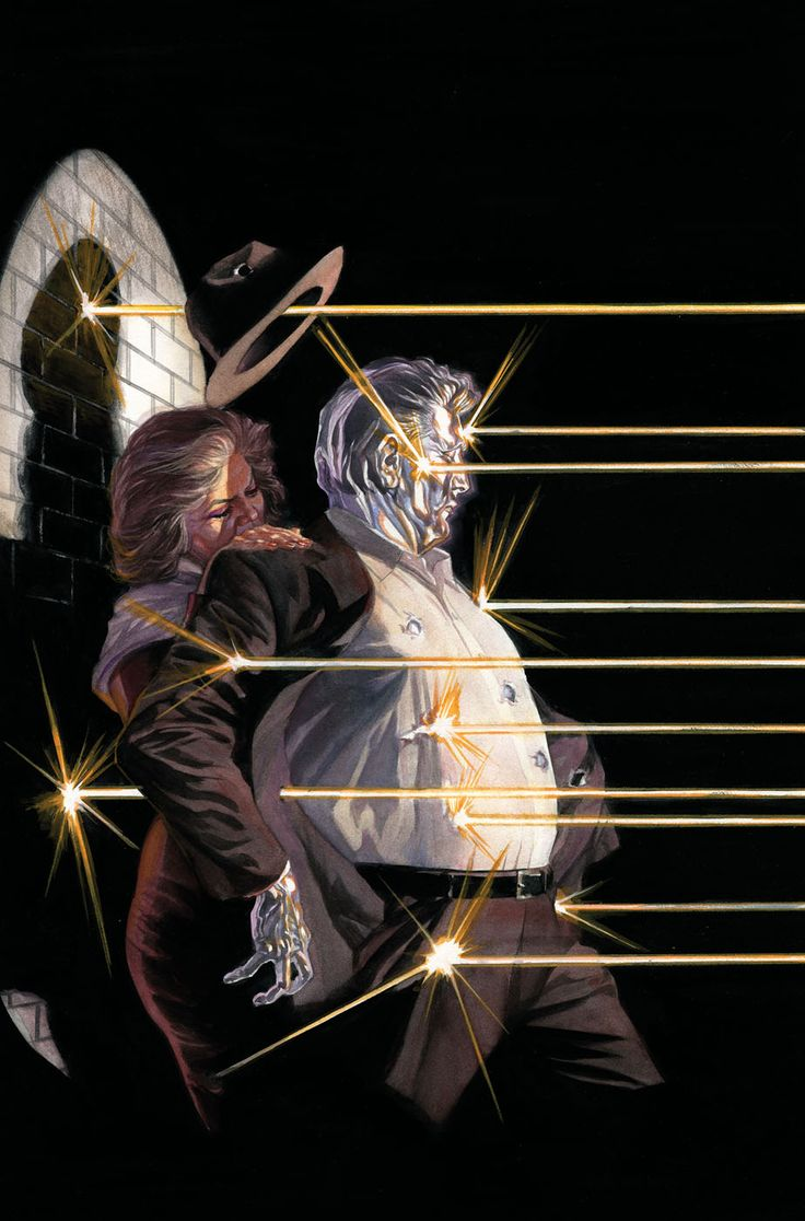Astro City #33 - Cover by Alex Ross