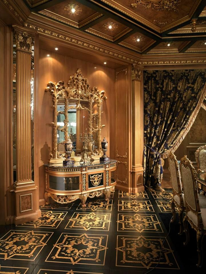 Francesco Molon (Giemme) from Italy. Opulent Ambiance.