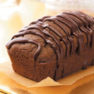 Each bite of these Chocolate Mini Loaves is rich and decadent, making this perfect for dessert as well as snacking.