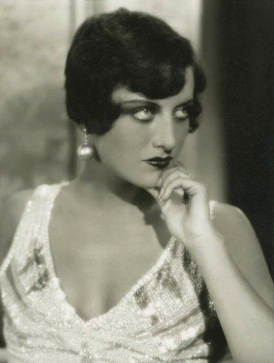 Joan Crawford (March 23, 1904 – May 10, 1977), born Lucille Fay LeSueur, was a noted, Oscar-winning American film and television actress who started as a dancer and stage chorine. Description from imgarcade.com. I searched for this on bing.com/images