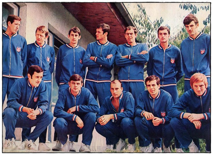 Olympic basketball players of Yugoslavia