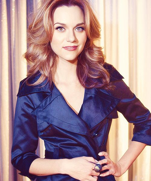 Hilarie Burton. Yep. ~@Chad Cribbins Ever  spitting image - you know it!