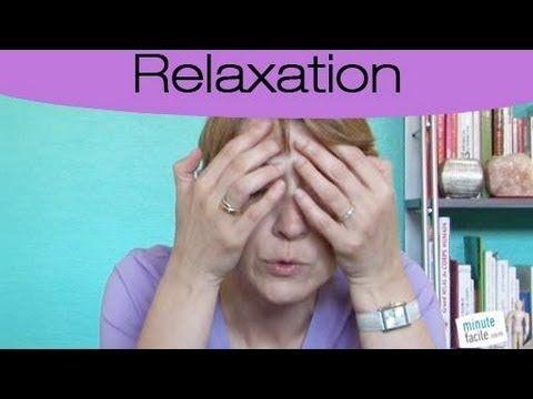 VIDEO : Comment détendre vos yeux fatigués par l'ordinateur. Comment reposer ses yeux fatigués par l'ordinateur ? Suivez cet exercice et vous pourrez vous relaxer et apaiser vos yeux.  Laurence Roux-Fouillet, sophrologue relaxologue de espaceducalme.com, vous explique une méthode simple pour relaxer et reposer ses yeux après une journée devant l'ordinateur.