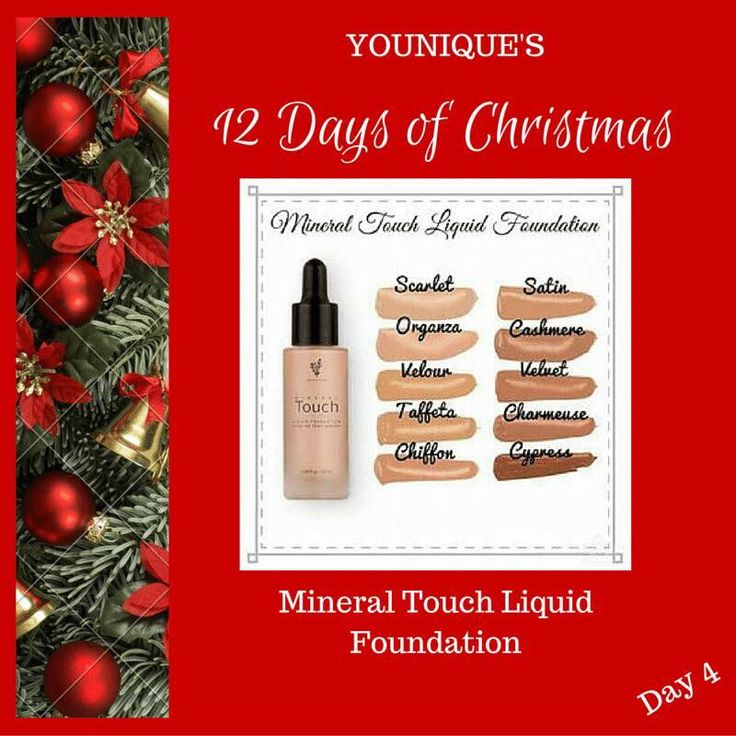 89 best Younique Holidays images on Pinterest   Xmas, 12 days and ...