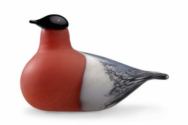 glass bird - iitalla design from Finland. I have one almost like it - one of my favorite things!