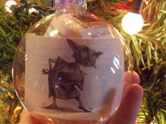 Dobby Harry Potter Ornament   Harry Potter Christmas Tree ...