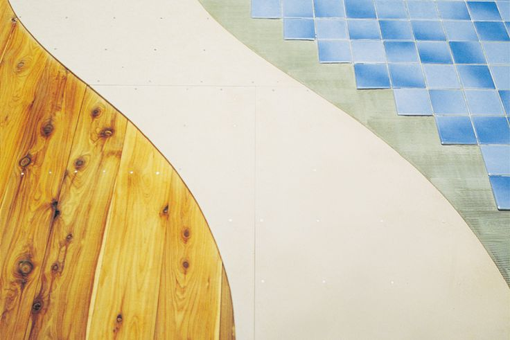 James Hardie Secura Interior Flooring | Tile and Slate Underlay #jameshardie #secura #safeflooring #flooringtricks #flooringsupport #bathroomfloor