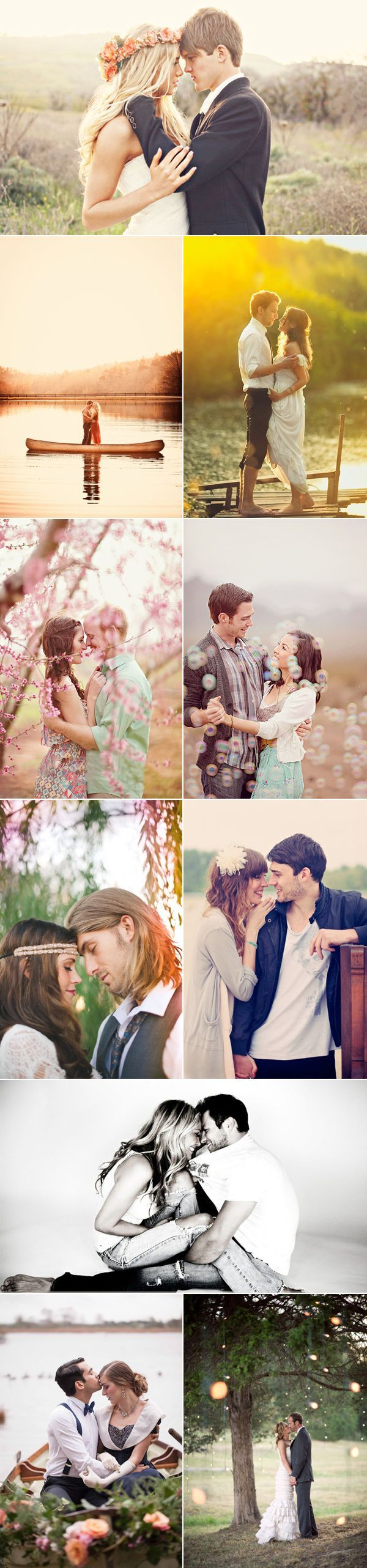 23 Romantic Engagement Photos