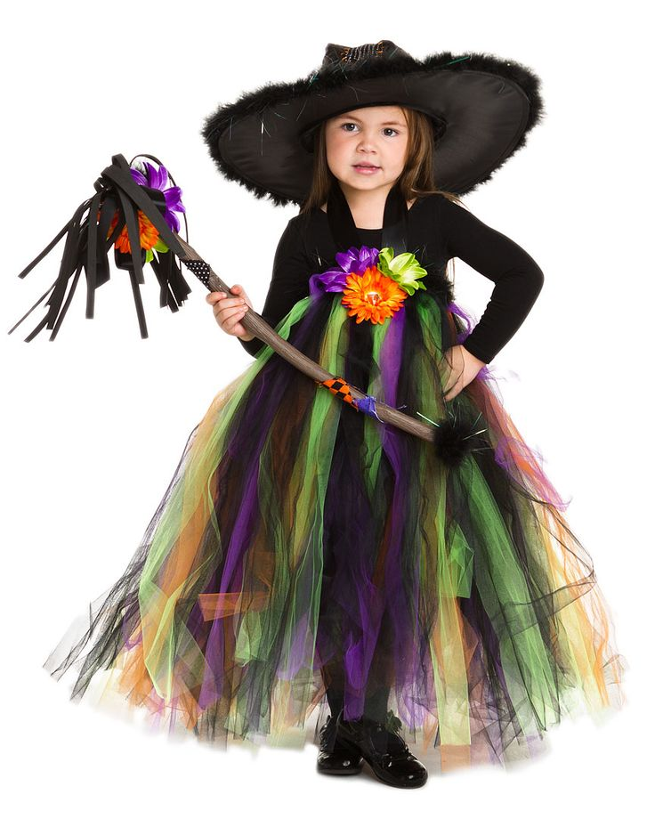 "Taddle Tell ""Agnus"" Witch Costume from Ru La La"