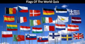 Flags Of The World Quiz How Many Can You Identify ? #Quiz