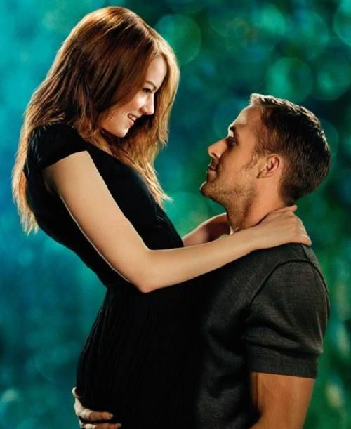 Crazy Stupid Love if I squint and pretend at the same time it is almost me and not Emma