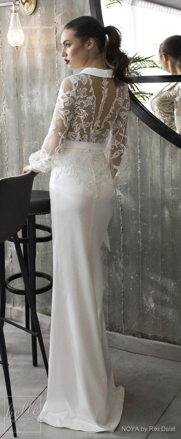 Свадебные платья Noya Bridal 2019 рекомендации