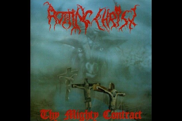 7. Rotting Christ, 'Thy Mighty Contract' (1993)
