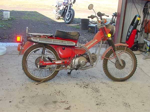 24 best honda 90 images on pinterest | honda bikes, trail and