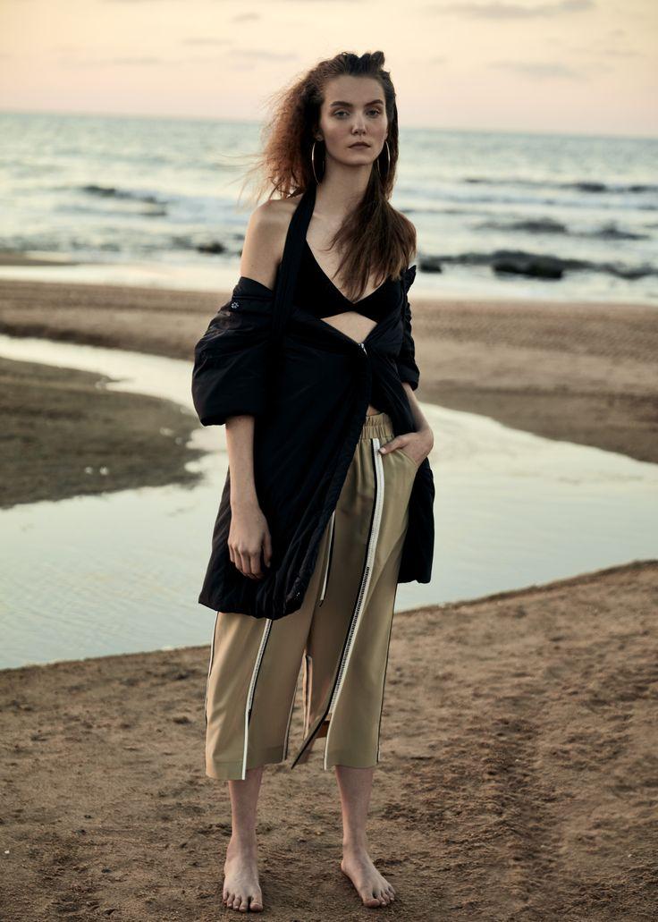 Photographer: Ergin Turunc Fashion: Tugce Ulkumen \ Mert Yemeniciogly  Hair Stylist: Nuri Sekerci  Make up Artist: Ece Karagulle