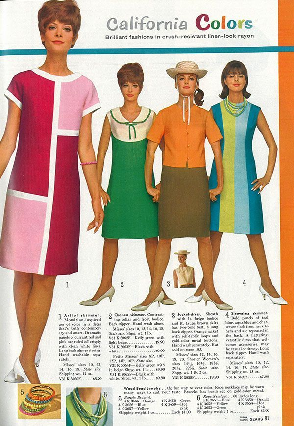 sears catalog 1960'S | 17 Best images about 60's catalog fashions on Pinterest | Dress skirt ...