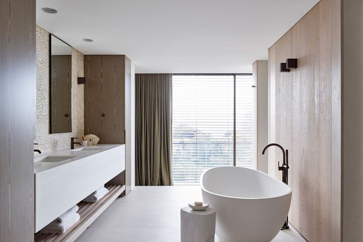 25 best ideas about minimalist bathroom design on for Top architecture firms sydney