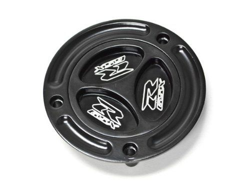 Keyless Gas Cap For Suzuki Logo Engraved Twist Off Fueltank Fuel Cap - GSXR 600/750/1000/1300 Hayabusa SV650/650S SV1000/1000S (2003-2010) Lightweight T6 Aluminum Racing Fuel Cap. Fits: Suzuki Motorcycles (check description for years/models). CNC machined made with aircraft grade 6061-T6 solid billet aluminum. Color: Black. OEM Fit and Easy Replacement.  #KapscoMoto #Automotive_Parts_and_Accessories