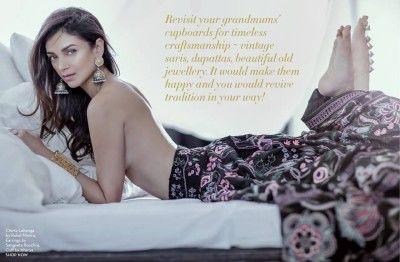 #NEW (10/6/15) #photo of #Indian #dancer and #actress Aditi Rao Hydari #India #celebrityfeetinthepose