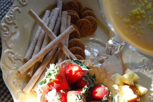 Lemon and Fondue on Pinterest