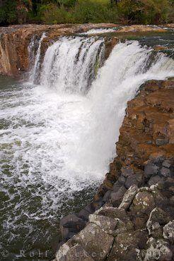 Haruru Falls, Paihia, North Island New Zealand