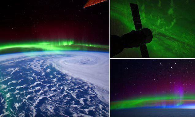 Best 20+ Aurora Borealis From Space ideas on Pinterest ...