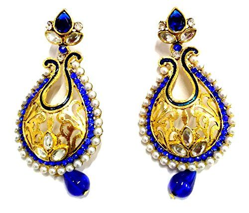 Dazzling Indian Gold Plated Bollywood Style White Pearls ... https://www.amazon.ca/dp/B06XWQNFJ4/ref=cm_sw_r_pi_dp_x_6Uk3ybZ22W0C2