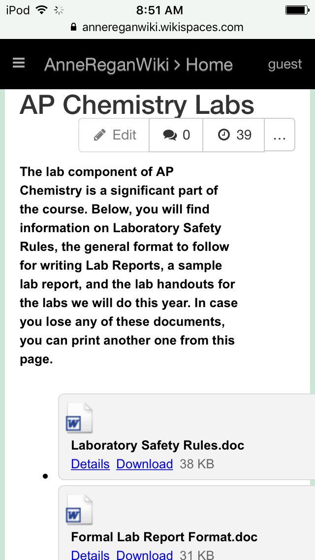 16 best Biology images on Pinterest - chemistry lab report