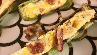 Grilled Celery with Cheddar and Pecans Recipe | The Chew - ABC.com