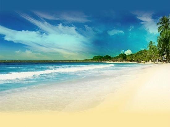 Playa Blanca- Colombia