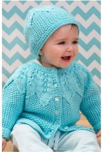 Star Sweater Baby Knit http://www.hasp.ca/patterns/sweaters/