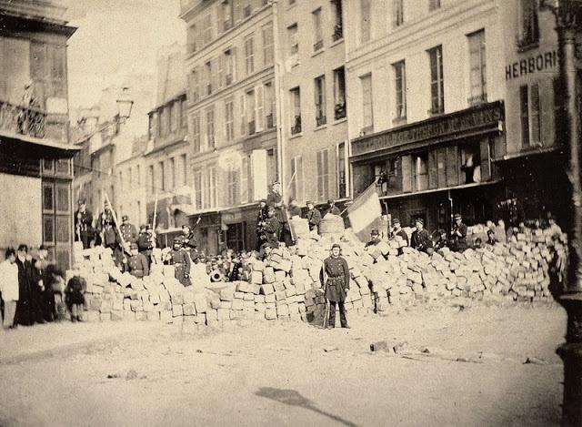 A Paris, la commune de 1871