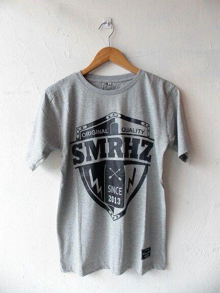 Gray puncher Summerhaze tshirt - Rp110.000