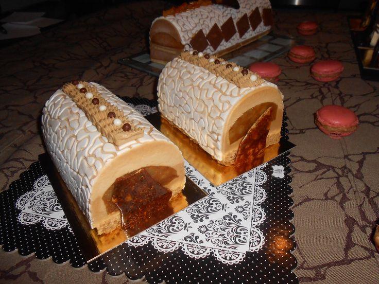 Tatin caramel