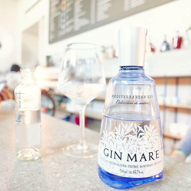 Exceptional Mediterranean Gin Mare. Savoury.