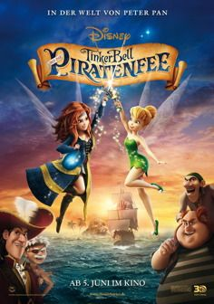 TinkerBell und die Piratenfee / The Pirate Fairy (2014)