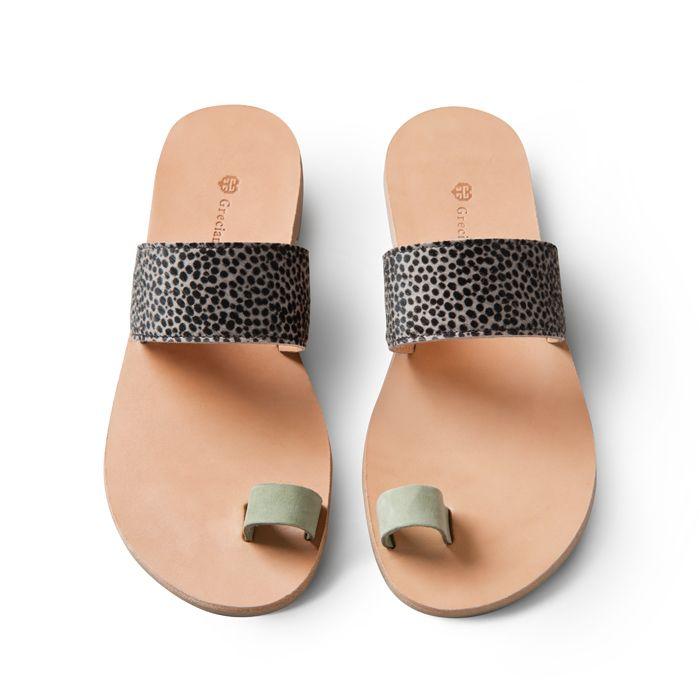 Grecian Chick Danae sandals